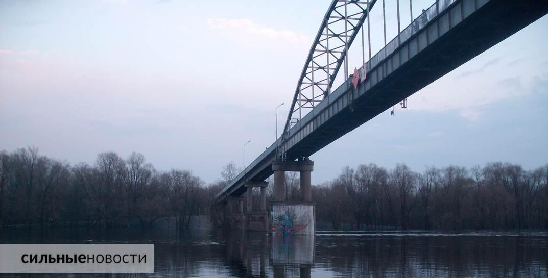 Ржавая арматура, куски бетона на земле, трещины в асфальте: что происходит с мостами в Гомеле11