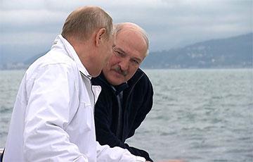 «Москва хладнокровно взирает, как «союзник» вот-вот начнет пускать пузыри»