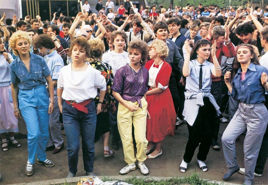 Советская серость и мода протеста12