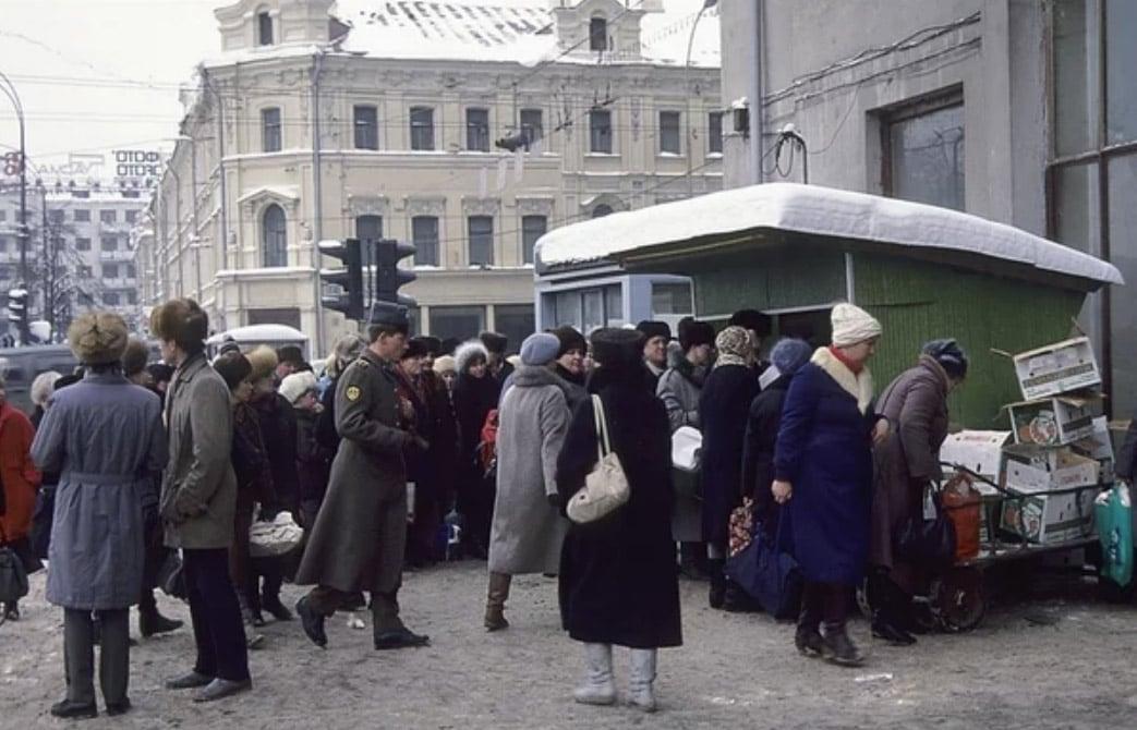 Советская серость и мода протеста6