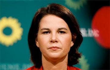 Кандидат в канцлеры Германии от «зеленых» призвала ввести санкции против нефтяного сектора Беларуси0