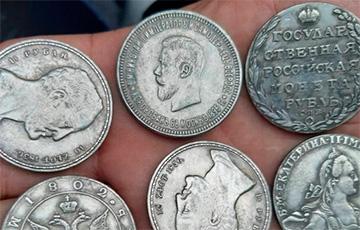 Гомельчанин попался на фокус со «старинными» монетами