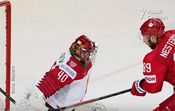 Хоккеисты Захарова получили 6 шайб от РФ и финишировали последними в группе0