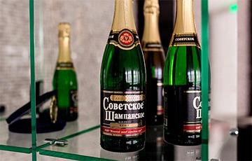 Шведская алкогольная компания отказалась продавать шампанское из Беларуси0