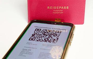 В Литве презентовали COVID-паспорт