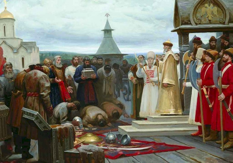Как канцлер ВКЛ Лев Сапега объединял славян против восточной деспотии3