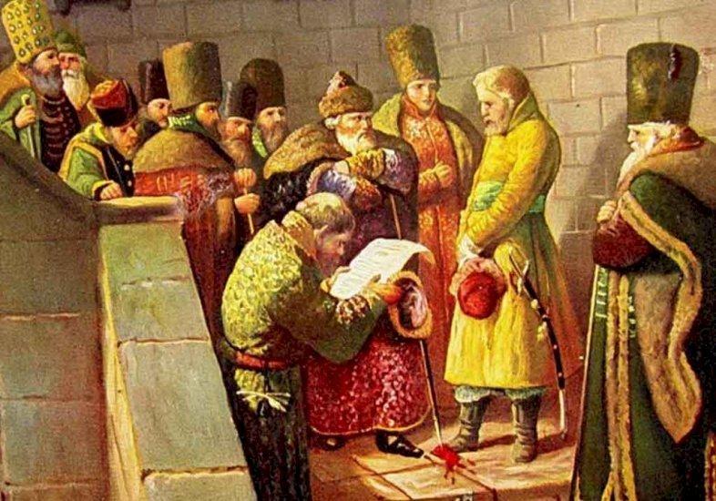 Как канцлер ВКЛ Лев Сапега объединял славян против восточной деспотии4