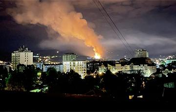 На оборонном предприятии в Сербии прогремели мощные взрывы