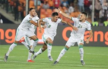 Сборная Алжира по футболу не проигрывает уже 25 матчей подряд