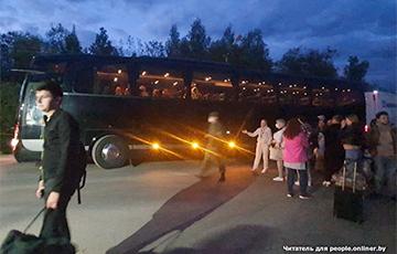 Белорусских туристов не впустили в Россию