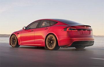 Tesla изобрела лазерные дворники