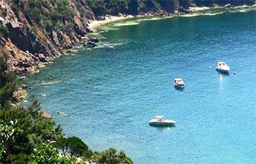 Мраморное море в Турции покрылось толстым слоем слизи