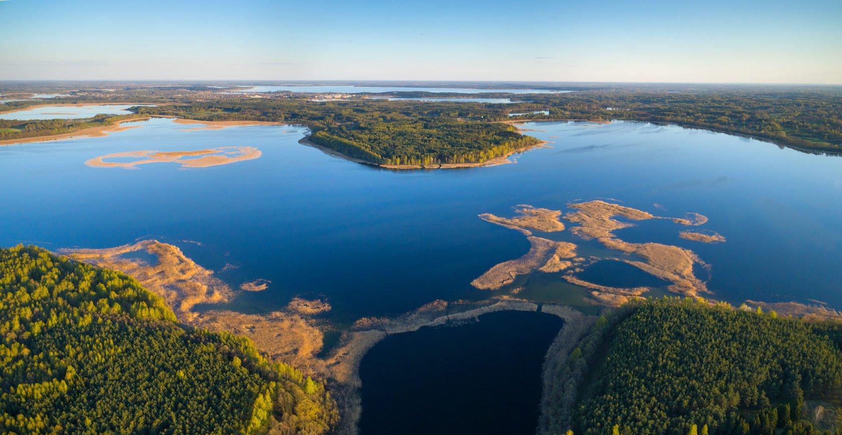 Топ красивейших озер Беларуси, которые стоит увидеть3
