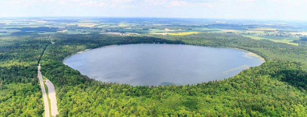 Топ красивейших озер Беларуси, которые стоит увидеть4