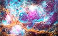 Hubble снял спиральную галактику