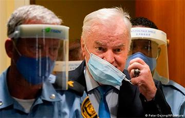 Международный уголовный суд оставил в силе пожизненное заключение Младича0