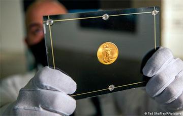В США монета 1933 года продана за рекордные 19,5 млн долларов