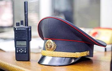 Милиционеры называют Лукашенко «Пробитый талон»