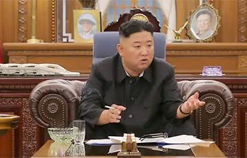 Ким Чен Ын заявил о проблемах с едой в КНДР