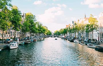В Амстердаме запустят беспилотные электролодки для перевозки пассажиров