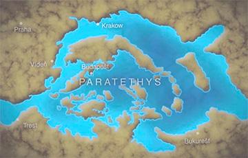 Ученые рассказали, почему исчезло самое большое море в истории Земли