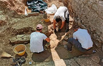 На хорватском острове нашли некрополь времен Западной Римской империи0