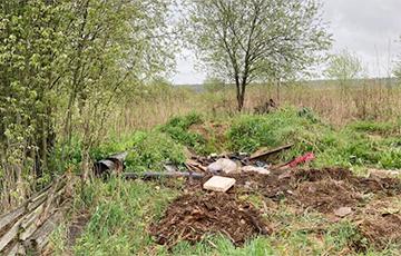 Белорус по частям украл целый дом