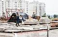 Больш за палову будаўнічых арганізацый Беларусі чакае банкруцтва?
