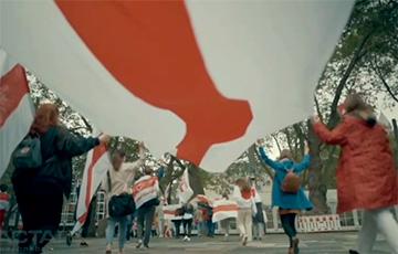 В Кельне прошла яркая акция солидарности с белорусскими политзаключенными