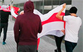 Минская Лошица вышла на шествие солидарности