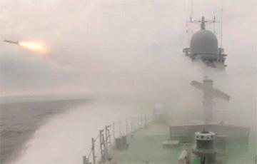 Россияне зенитными ракетами «глушили рыбу» в океане: видео