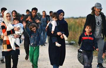 И пешком, и вплавь: латвийские пограничники задержали у белорусской границы 28 мигрантов из Ирака