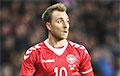 Футболист сборной Дании потерял сознание во время матча Евро-2020 с командой Финляндии