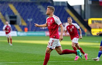 Матч сборных Финляндии и Дании продолжится в 21:300
