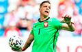 Польский голкипер забил самый быстрый автогол в истории Евро