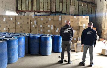 Ukraine Detained Large Batch Of Smuggled Cigarettes From Belarus