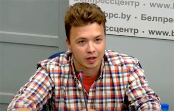 Alexander Starkevich: Pratasevich Cooperates With the Authorities