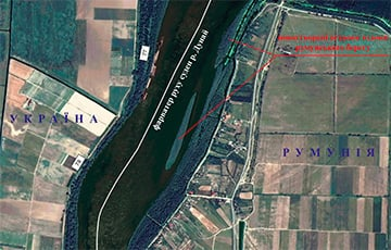 На границе Украины и Румынии появились два новых острова