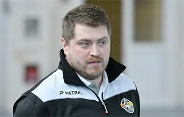 Vitsiaz Handball Head Coach Kanstantsin Yakauleu Detained