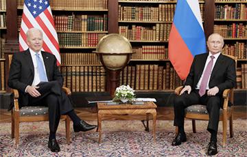 Джо Байден: Россия в очень сложной ситуации, ее давит Китай
