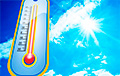 До +29°С ожидается в Беларуси 17 июня