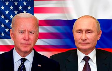 Байден обозначил Путину принципы ведения дел с Россией