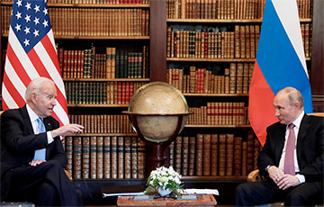 Байден дал Путину шесть месяцев