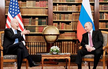Палітолаг: Пуцін прапанаваў Байдэну нейкі варыянт развязання праблемы Лукашэнкі