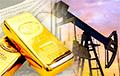 Нафта і каштоўныя металы пачалі рэзка падаць у кошце