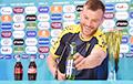 Андрей Ярмоленко: Я поставлю Coca Cola, поставлю Heineken