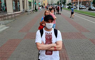 Год назад белорусы удивили всех пикетом солидарности