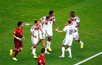 Евро-2020: Германия в результативном матче победила Португалию
