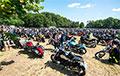 В Германии тысячи байкеров протестовали против ограничений шума