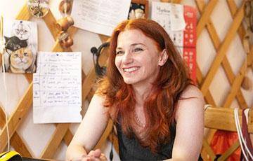 Пісьменьніца Яўгенія Пастарнак: Я веру, што мы выйдзем на пераможны марш